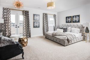 Fusion Homes interior bedroom