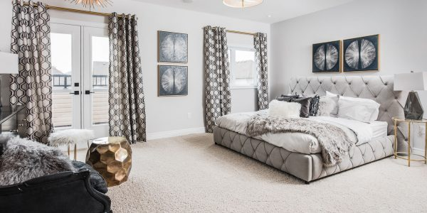 Fusion Homes interior bedroom