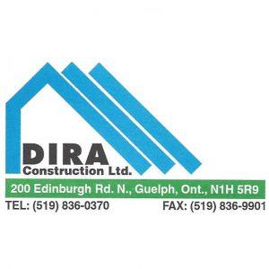 DIRA Construction Ltd. logo