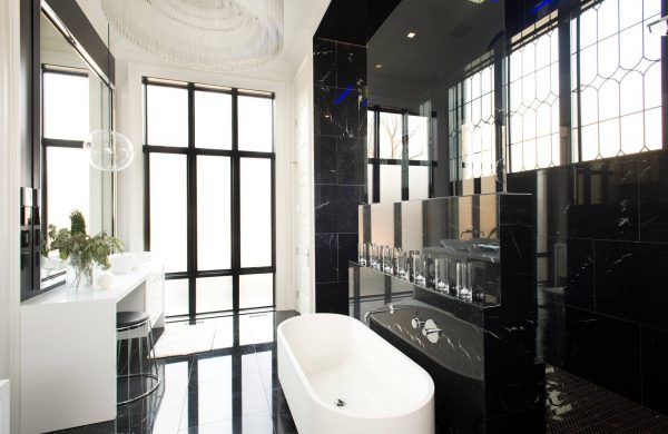Most Outstanding New or Custom Home Bathroom - Timberworx Custom Homes
