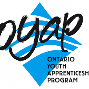 Ontario youth Logo