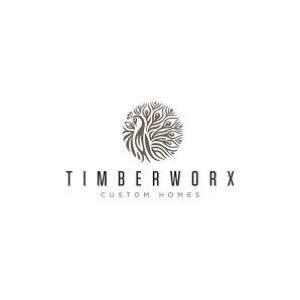 Timberworx Custom Homes logo