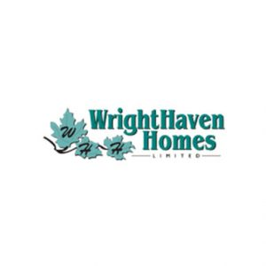 Wright Haven Homes logo