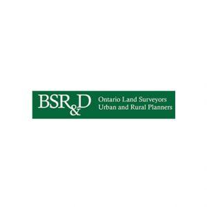 BSR & D logo