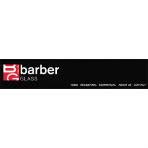 Barber Glass logo