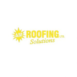 AM Roofing Solutions logo