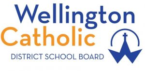 Wellington Catholic School Board logo